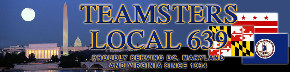logo for Teamsters 639
